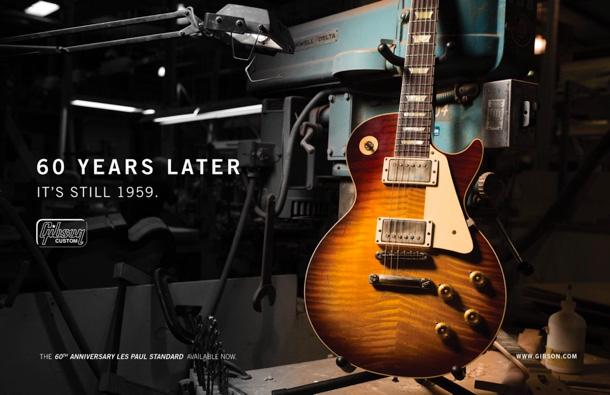Gibson Custom Shop Collection