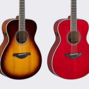 Guitarra acústica FS-TA TransAcoustic de Yamaha