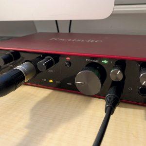 FocusriteScarlett 8i6 3rd Gen USB Audio Interface